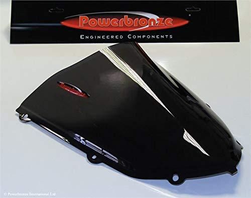 Powerbronze 400K113002 Racingscheibe PB Kawasaki ZX-10R BJ 2004-2005 stark getö nt 90%