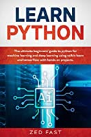 Learn Python Front Cover