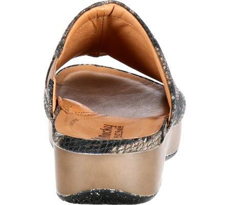 Sandalo Da Slittino 4eursole Time Sandalo Da Donna In Sandalo Taupe Pitone