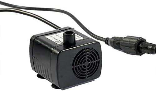 Pumps, Parts & Accessories DC 6V Micro Brushless DC solar water pump 4132R7AU3eL
