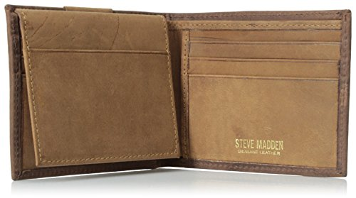 Brown Madden Steve Steve Brown Passcase Madden Passcase Stitch Men's Stitch Dakota Men's Dakota qF6awA