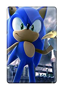 New Style Anti-scratch And Shatterproof Sonic & The Black Knight Phone Case For Ipad Mini 3/ High Quality Tpu Case