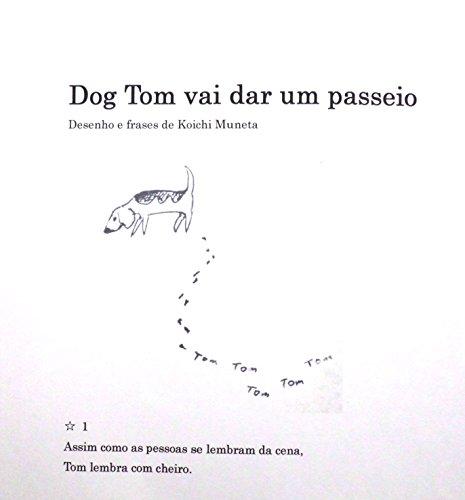 Dog Tom vai dar um passeio (Portuguese Edition)