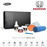 Color N Drive | Honda G536M - New Hematite Metallic Touch Up Paint | Compatible with All Honda Models | Paint Scratch, Chips Repair | OEM Quality | Exact Match | Basic