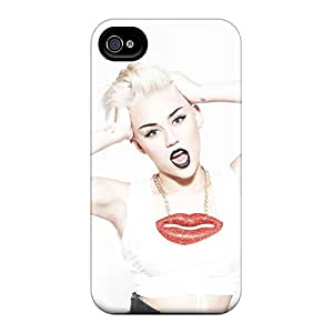 Iphone 6 MKd6376lINF Allow Personal Design High Resolution Wild Miley Cyrus Pictures Scratch Resistant Hard Phone Cases -ColtonMorrill