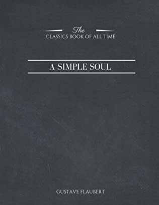 book cover of A Simple Soul
