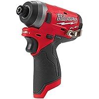 Milwaukee MILM12FID0 ATORNILLADOR DE IMPACTO 12 V FUEL