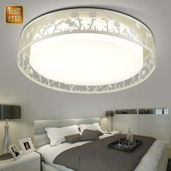 Led Crystal Ceiling Lamp Round Modern Minimalist Master Bedroom Lamp Warm Romantic Room Lamp Restaurant Lighting Back To Search Resultslights & Lighting