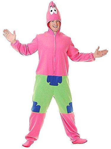 Starfish Adult Costume - (Adult Themes In Spongebob)