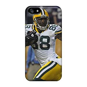 Fashion Tpu Case For Iphone 5/5s- Green Bay Packers Defender Case Cover