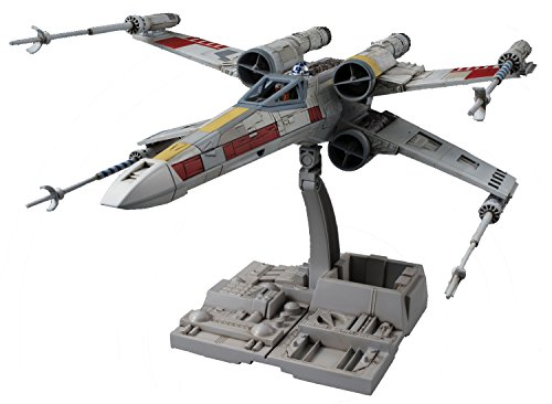 Bandai Star Wars 1/72 X- Wing Starfighter (Star Wars Model Kits compare prices)