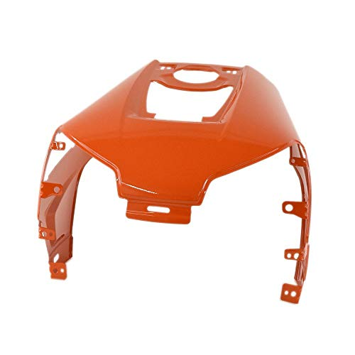 - Husqvarna 587483301 Lawn Tractor Hood Genuine Original Equipment Manufacturer (OEM) Part