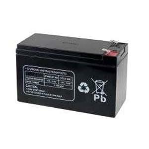 Batería de Calidad – Batería para UPS APC Back-UPS CS500 - Lead-Acid - PB - 12V - 7200mAh = 7.2Ah