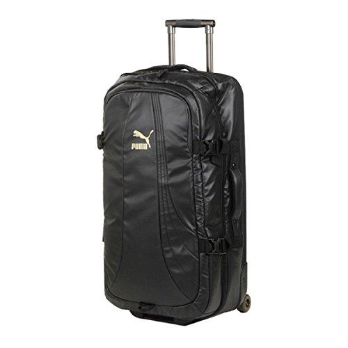 Puma TRAVEL LARGE TROLLEY Black Unisex Travel Bag  Amazon.co.uk  Sports    Outdoors 3154c48fcb32e