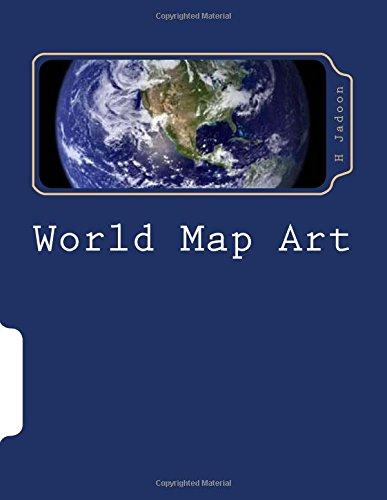 Read Online World Map Art pdf epub