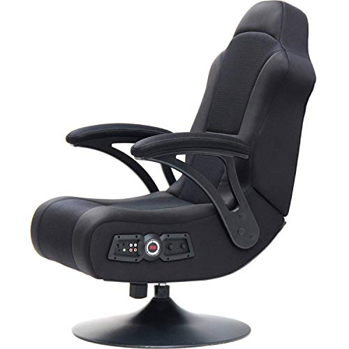 Selva Gaming Chair With Speakers And Powerful Subwoofer | Build In 2.1  Bluetooth Audio Volume Bass