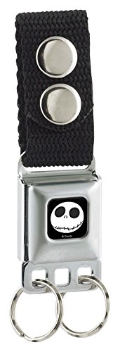 Buckle-Down Keychain - Jack Expression4 Full Color Access...