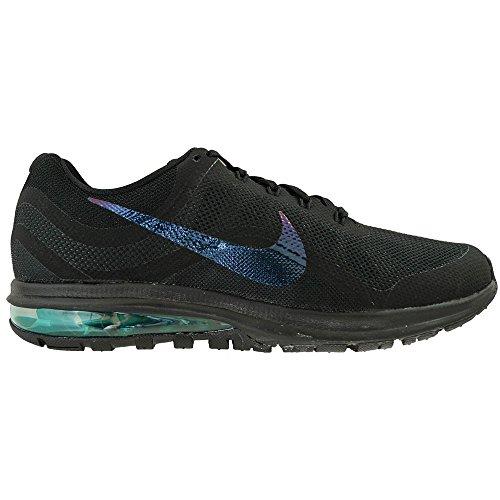NIKE Mens Air Max Dynasty 2 Running Shoe Black
