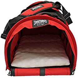Sturdi Products Pet Carrier, Large, Red