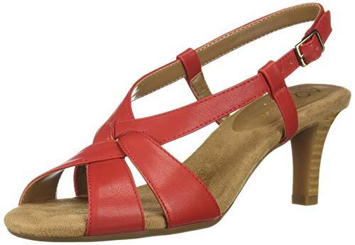PASSCODE Sandal, RED, 12 M US ()