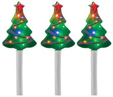 Gemmy Pathway Lights Christmas - 4