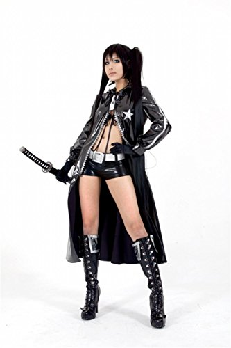 with Black Rock Shooter Costumes design