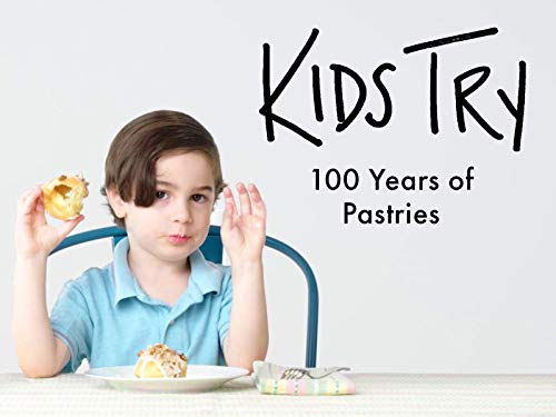 (Kids Try 100 Years of Pastries)