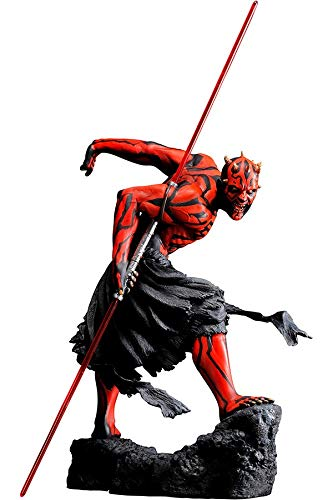 Kotobukiya Star Wars Darth Maul Japanese Ukiyo-E Style Artfx Statue (Best Star Wars Statues)