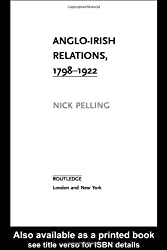 Anglo-Irish Relations. Routledge. 2002.