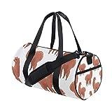 Llama Unisex's Duffel Bag Travel Tote Luggage Bag Gym Sports Luggage Bag