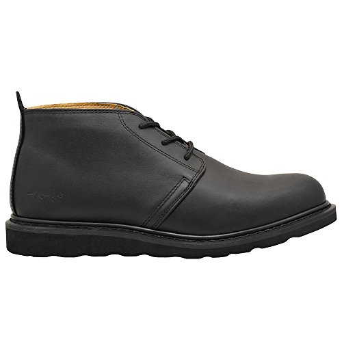 Golden Fox Arizona II Men's Chukka Boot Casual Workboots Black 9.5