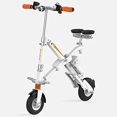 Airwheel Patinete Scooter Eléctrico Mini E-Bike E6: Amazon ...