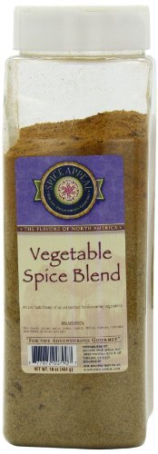 Spice Appeal Vegetable Spice Blend, 16 Ounce by Spice Appeal