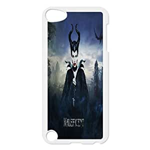 ZK-SXH - Maleficent Diy Cell Phone Case for iPod Touch 5,Maleficent Personalized Case