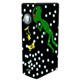 Decal Sticker Skin WRAP Pimp My Protective Vinyl Space Alien Decal Sticker for VaporShark DNA 200