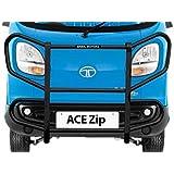 TATA Genuine Parts Metal Front Nudge Guard for Tata Ace Zip / Iris Car, 1340 mm x 800 mm x 150 mm