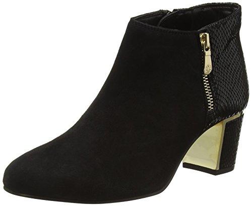 Black Van Ankle Black Ii Women's Boots Ariel Dal 6faAqwB