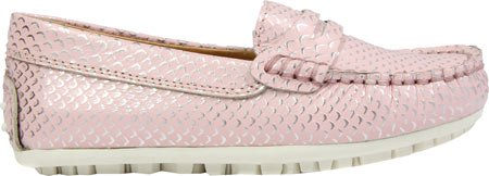 Umi Kids Girl's Maci II (Little Kid/Big Kid) Soft Pink Loafer 35 (US 3 Little Kid) M