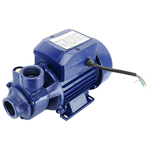 8milelake 1/2HP Electric Industrial Centrifugal Clear Clean Water Pump Pool Pond Farm