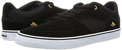 Noir 976 noir Skateboard Hsu Chaussures Emerica Blanc Vulc Pour De Low Hommes 4HxqP7w8