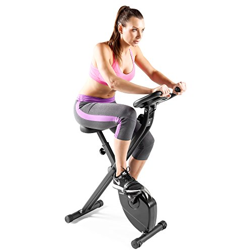Marcy Recumbent Exercise Bike Ns 716r: Marcy Folding Upright Exercise Bike With Magnetic