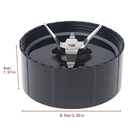 Kofun 2 paquetes Magic Bullet MB 1001 licuadora MÃ © langeur licuadora hoja de repuesto: Amazon.es: Hogar