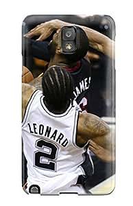 monica i. richardson's Shop san antonio spurs basketball nba (49) NBA Sports & Colleges colorful Note 3 cases