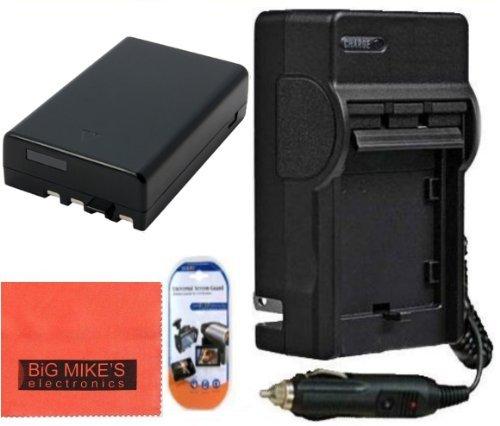 D-LI109 Battery And Battery Charger for Pentax K-R, K-S1, K-S2, K-30, K-50, K-70, K-500 Digital SLR Digital Camera