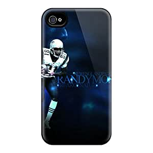 New Fashion Premium Tpu Cases Covers For Iphone 6 - New England Patriots