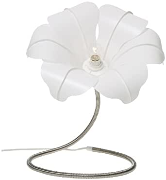 Kare 69898 Bloom - Lámpara de pie de flor (0,34 x 0,37 x 0,38 m), color blanco