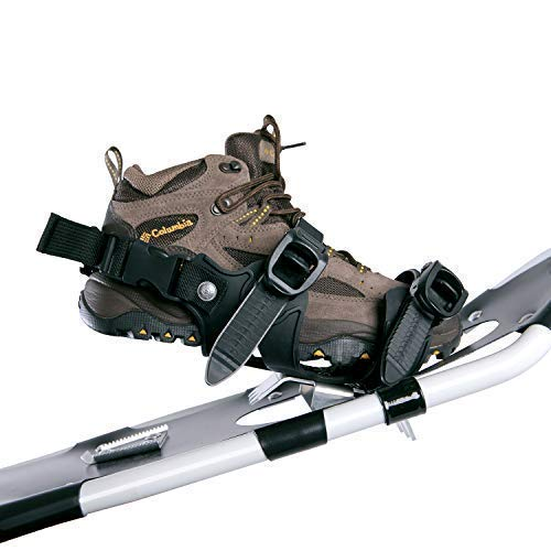 ALPS Adult All Terrian Snowshoes set for Men,Women,Youth with Trekking Poles,Carrying tote Bag 22//25//27//30//34