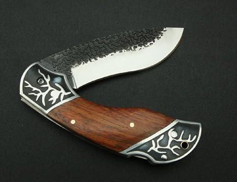 Amazon.com: Western Cowboy Supervivencia aluminio + mango de ...
