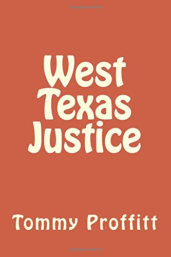 West Texas Justice PDF