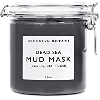 Brooklyn Botany Dead Sea Mud Mask Infused With Lavender Oil
